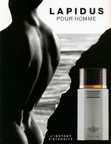 lapidus black extreme homme x100-original- nkt perfumes