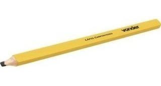 lápis carpinteiro marceneiro vonder -  57unidades