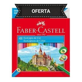 Lapis De 48 Cores  Faber Castell Original Pronta Entrega