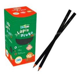 Lápis De Escrever Preto 3 Caixas Cada Com 144 Unidades