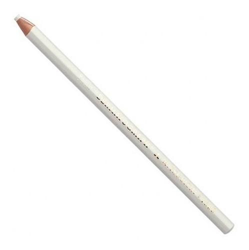 lapis dermatografico mitsubishi branco 7600 cx com 12 und