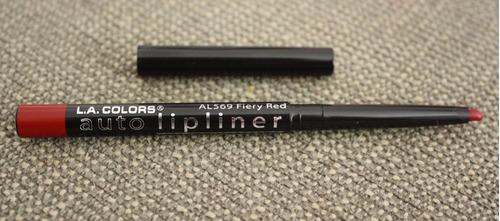 lápis labial l.a colors - pronta entrega