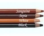 lápis pastel crayon conté à paris cor pierre noir preto *fre