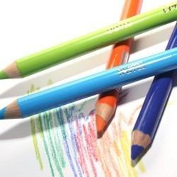 lápis pastel seco artistica conté à paris 028 escarlate
