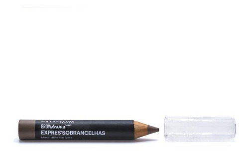 lápis sobrancelhas brow drama maybelline - loiro