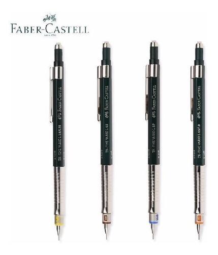 lapiseira faber castell tk 9500 2mm estojo plastico *super*p
