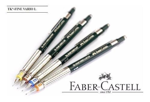 lapiseira faber castell tk fine vario l 0,9mm