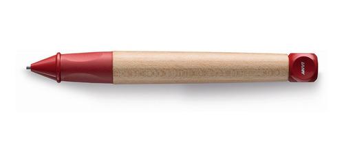 lapiseira lamy 1.4mm abc vermelha
