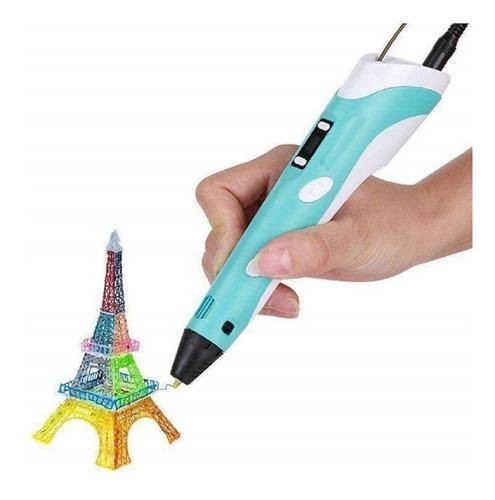lapiz 3d lapicera lcd base impresora 3d mas filamento regalo