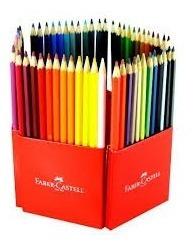 lapiz 60 colores faber castell