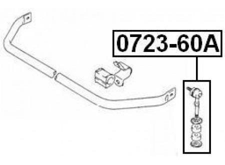 lápiz bieleta link delantera gran vitara xl5 00-07 febest