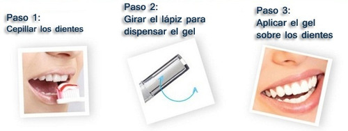 lapiz blanqueador dental