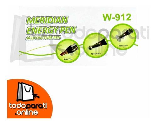 lápiz de acupuntura w-912