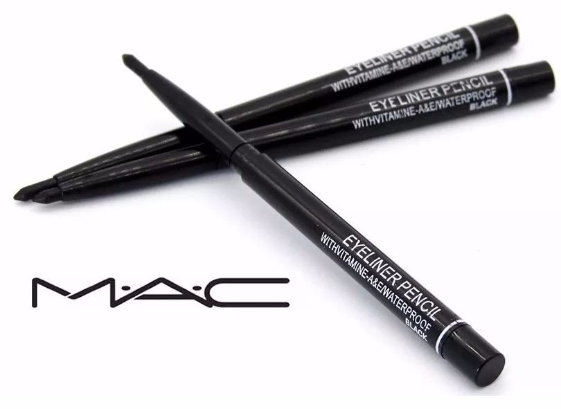 Lapiz Delineador 6 Unidades Cejas Retractil Mac Clinique Bs 2 95
