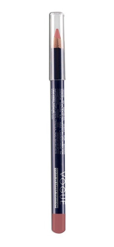 lápiz delineador de labios fantastic tono rosa viejo vogue