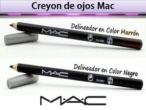 Lapiz Delineador Para Ojos Y Cejas Mac Bs 1 200 00 En Mercado Libre
