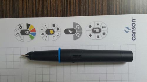 lapiz digital smartpen canson papershow