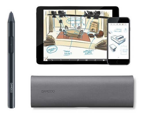 lapiz digital wacom bamboo sketch para ipad y iphone