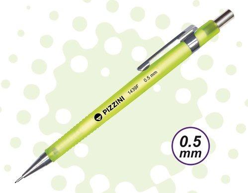 lápiz mecánico pizzini 0,5 mm punta fijafacetado art.1439f