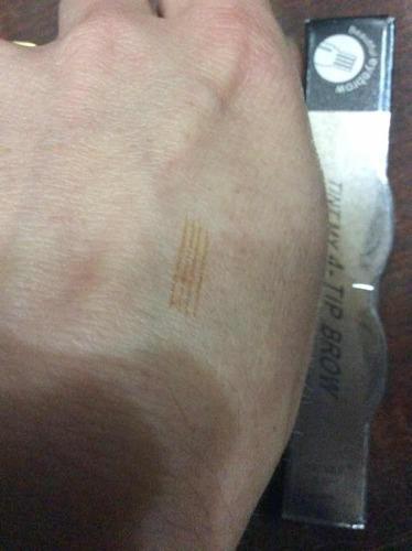lapiz microblading cejas perfectas marrón claro