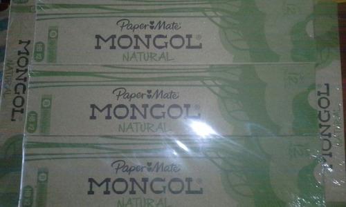lapiz mongol