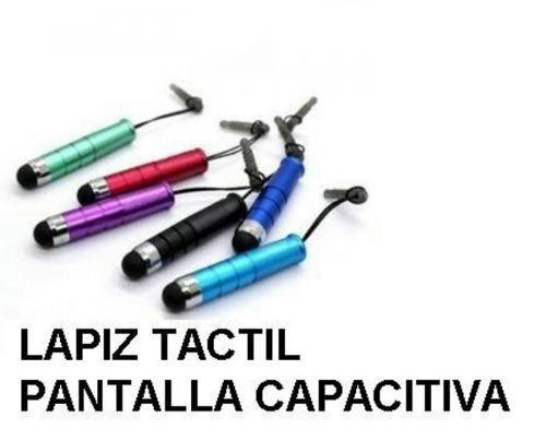 lapiz optico pantallas tactiles toda marca celular y ipad