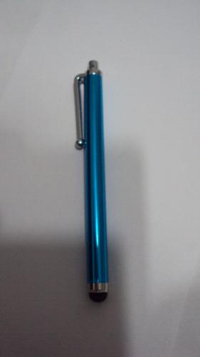 lapiz optico  p/pantalla capacitiva , tablet, ipad,android.