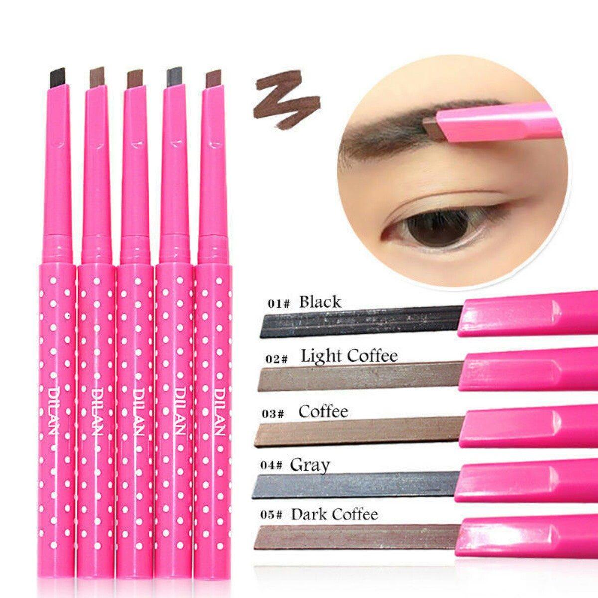 Lapiz Para Pintar Ceja Maquillaje - $ 35.40 en Mercado Libre