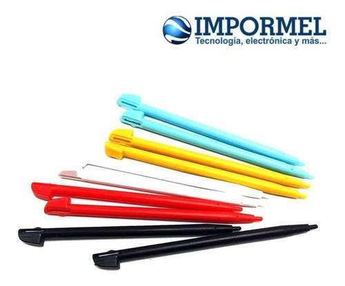 lapiz pen para el gamepad de nintendo wii u stylus