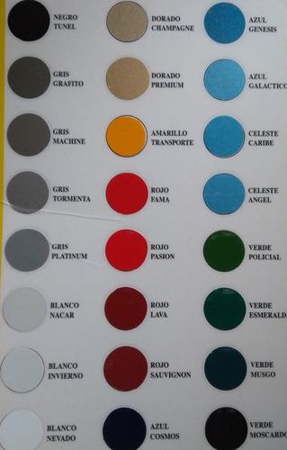 lápiz retocador de pintura para rayones de auto colores