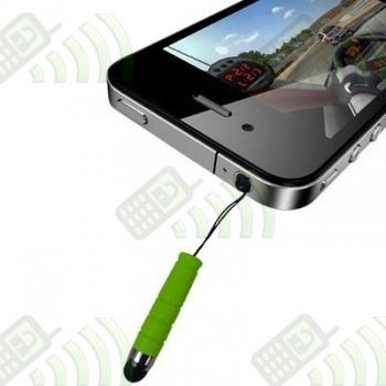 lapiz táctil mini stylus iphone ipod samsung tablet bb htc