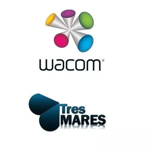 lapiz wacom pro pen slim kp301e para pth-460 pth-860