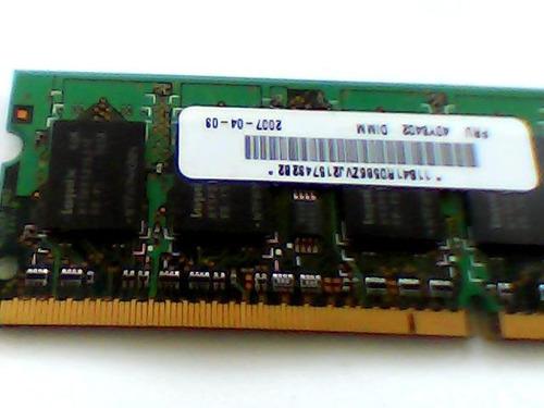 lapto 512mb memoria para