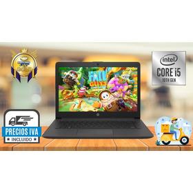 Lapto Portátil Hp Core I5-10210u 1.60 Ghz 10ma  8gb Hdd 1000