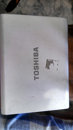 lapto toshiba satellite falla chipset de video o por partes