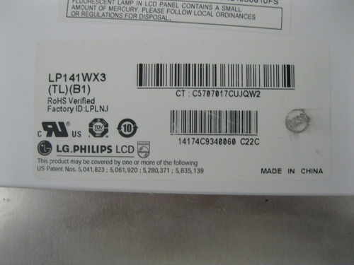laptop 14.1 pantalla para