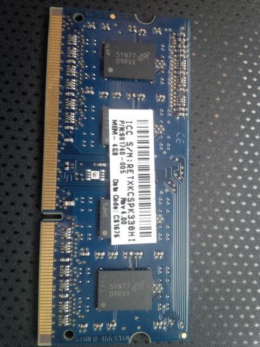 laptop 4gb ddr3 memoria ram para