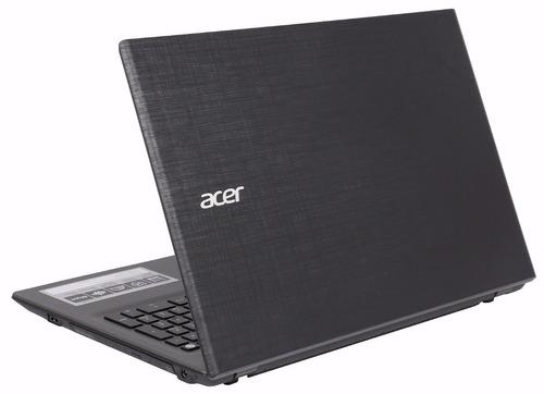 laptop acer a8-7410 +4gb +500gb +15.6  dvdrw, w10+ video r5
