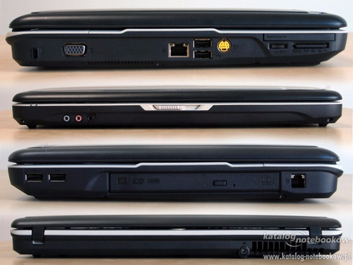 laptop acer aspire 5720 5720z  5536 repuesto