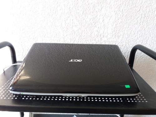 laptop acer aspire 7720 17 pulgadas ram 2 gb  hd 160
