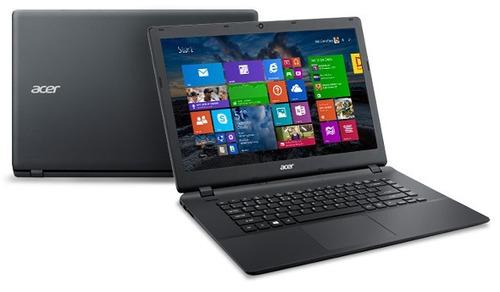 laptop acer aspire e 15 15.6-inch intel celeron n2830 4gb