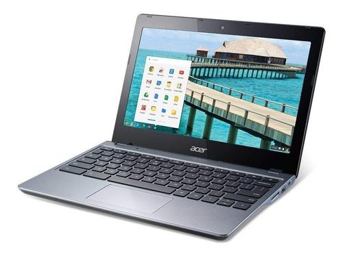 laptop acer c720 chromebook 11.6  intel celeron grado b