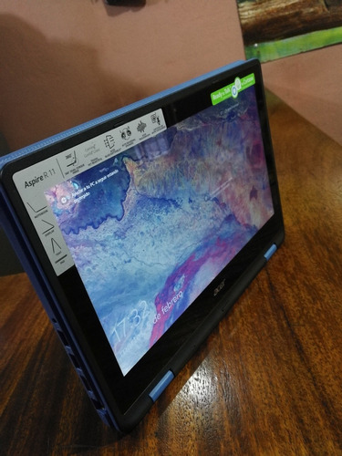 laptop acer chromebook r11 touch 360°