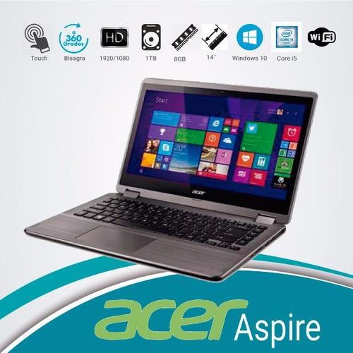 laptop acer r3-471t-59ul i5-5200u 8g