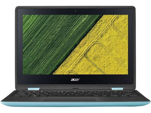 laptop acer spin 1 sp111-31-c0rz intel n3350 4gb 64gb touch