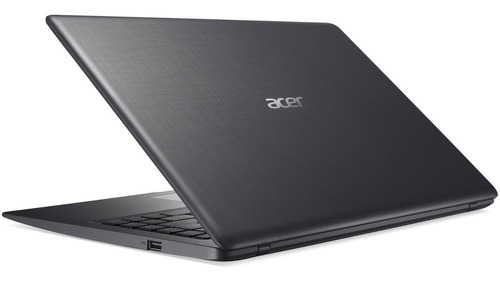 laptop acer swift intel quad core n3710 4gb ssd 64gb pantalla 14 windows 10 profesional sf114-31-p5l7