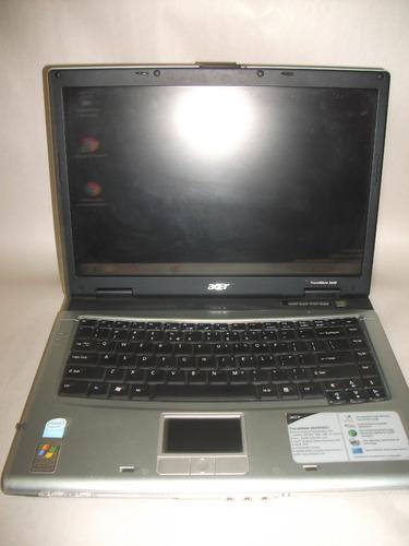 laptop acer travelmate 2420 usada tienda virtual