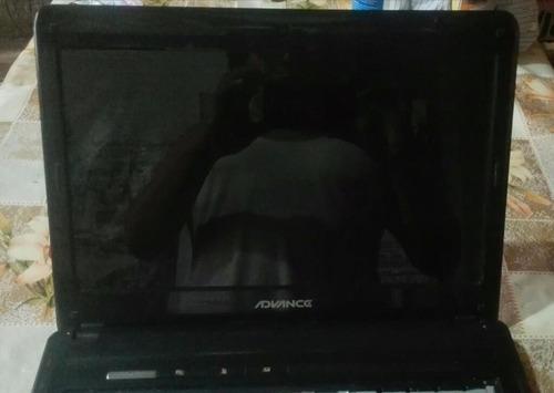laptop advance nv3536 - partes