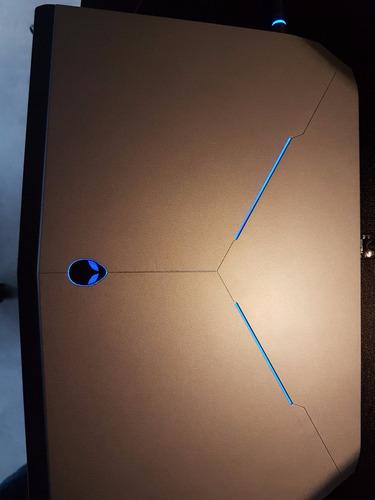 laptop alienware 13 r2, i7, 16gb