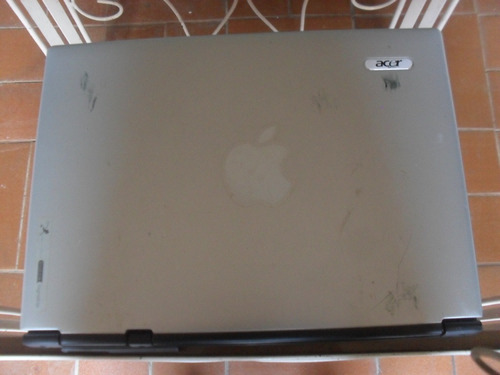 laptop aspire acer, serie 3000, modelo zl5, reparar o repues